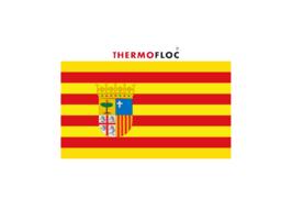 aislamientos insuflados y proyectados en Aragón