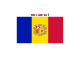 aislamientos térmicos insuflados y proyectados en Andorra