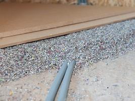 aislamientos thermofloc para suelos con pellet de celulosa
