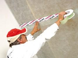 material adhesivo para barreras y laminas
