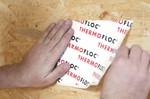 Esta cinta adhesiva se utiliza especialmente para el sellado de las aberturas de insuflado