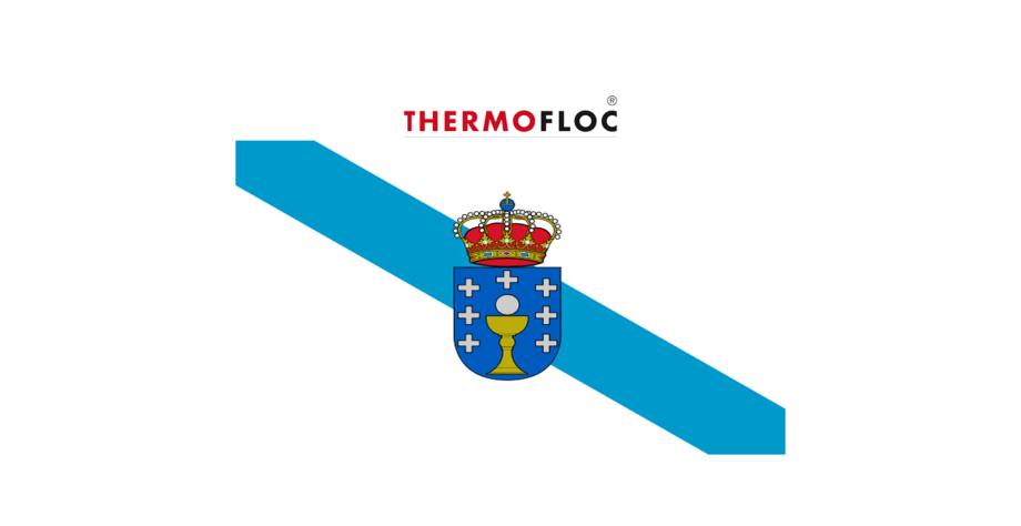 aislamientos térmicos con celulosa Thermofloc