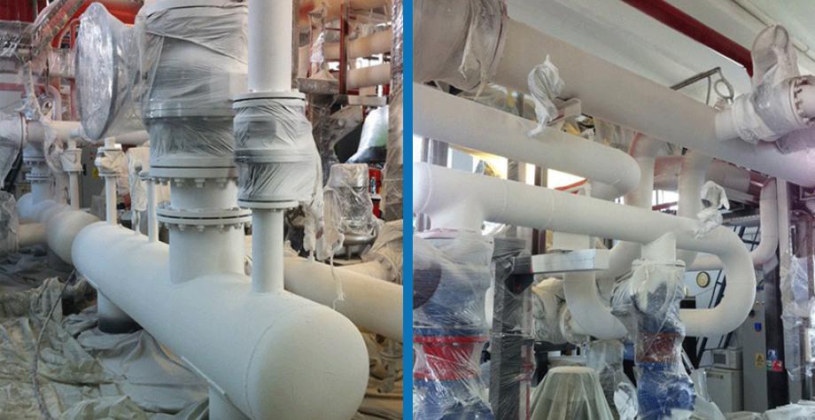 pintura térmica para la industria