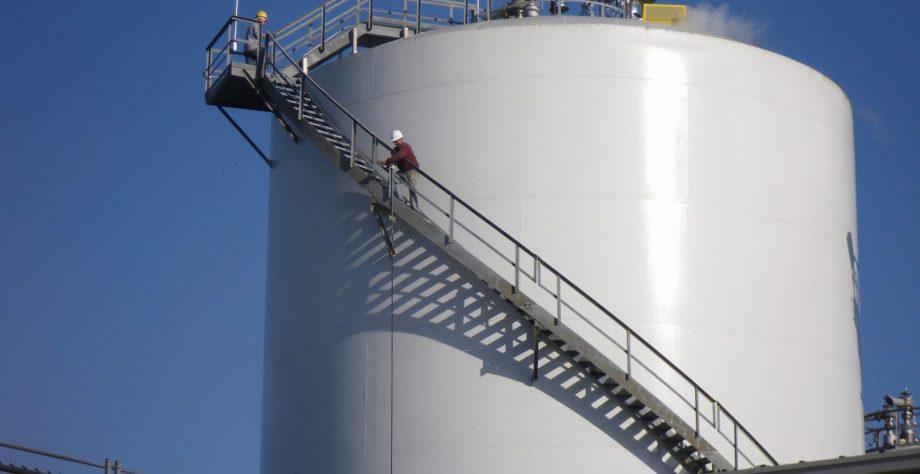 pintura térmica para depositos combustibles
